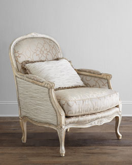 Massoud Ladonia Bergere Chair