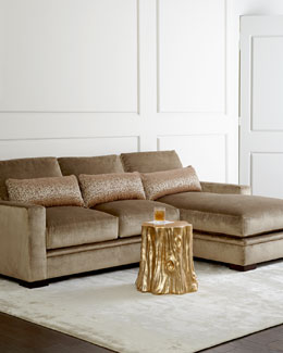 Celia Couture Sectional Sofa