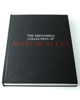 The Impossible Collection of Motorcycles Book