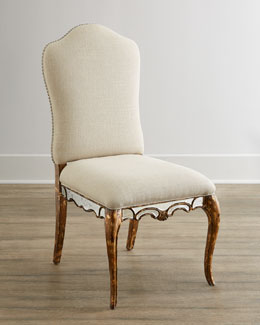 Briganti Mirrored Chair