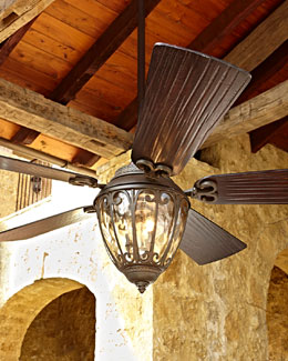 "70"" Scandia Outdoor Ceiling Fan"