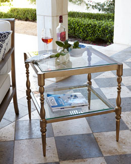 Sophia Outdoor Side Table