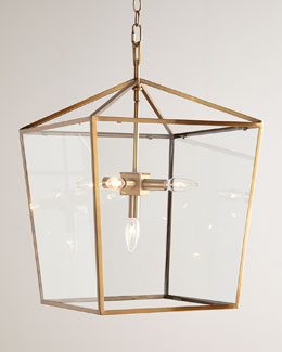 Regina-Andrew Design Camden Five-Light Lantern
