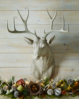 Park Hill Collections Buck Head Wall Mount