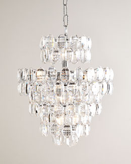 Exuberance 14-Light Crystal Chandelier