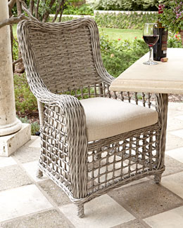 Madison Bay Outdoor Armchair