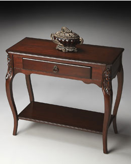 Chippendale Console
