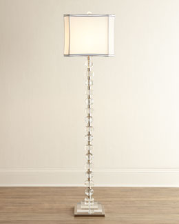 Arwen Crystal Floor Lamp