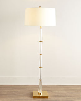 Crystal Corset Floor Lamp