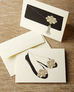 Glitz & Glam Notecards