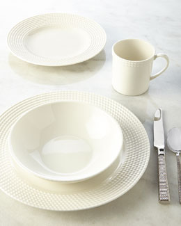 kate spade Four-Piece Wickford Dinnerware Place Setting