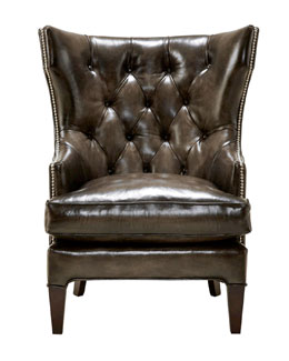 Quincy Leather Chair
