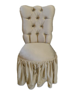Haute House Farfalla Vanity Chair