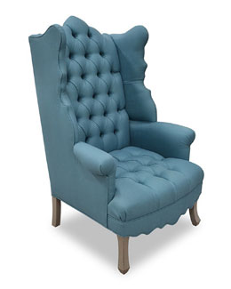 Haute House Isabella Wing Chair