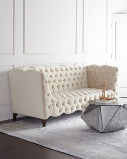 Cassie Tufted Sofa