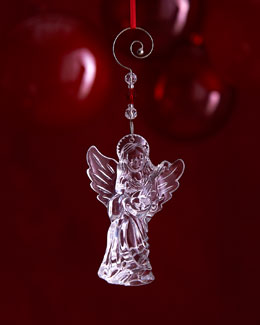 Annual Angel Christmas Ornament
