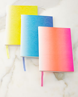 Neon Paseo Notebooks, 3-Piece Set