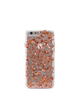 Rose Gold Karat iPhone 6/6S Case