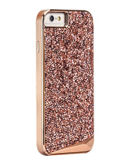 Rose Gold Brilliance iPhone 6/6S Case