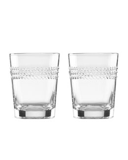 Wickford Double Old-Fashioneds, Set of 2