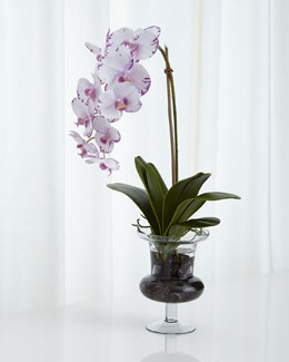 Phalaenopsis Orchid Faux Floral