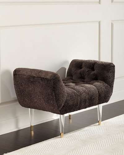 Margulies Tufted Bench