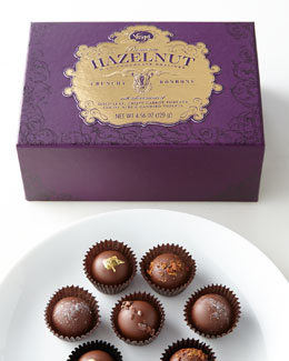 Vosges Hazelnut Milk Chocolate Bonbons