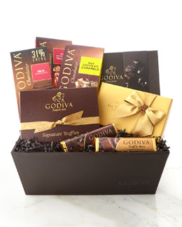 Godiva Pure Bliss Basket
