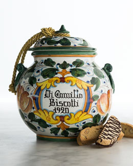 DICAMILLO BAKING CO Albicocca Biscotti Jar