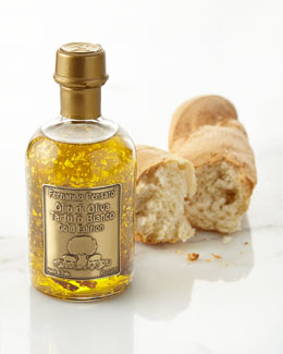 Fernando Pensato White Truffle Olive Oil with Gold Flakes