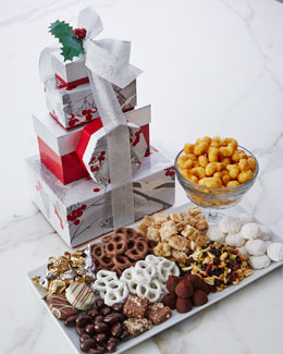 Holiday Delights Tower