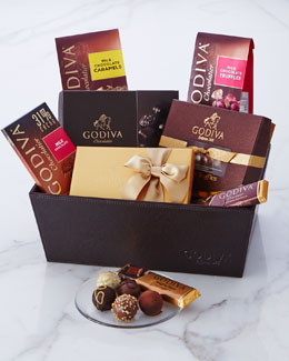 Godiva Chocolate Bliss Basket