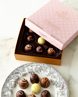 Godiva Mousse Meringue Gift Box, 9 Pieces