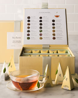 Tea Forte Tea Tasting Assortment