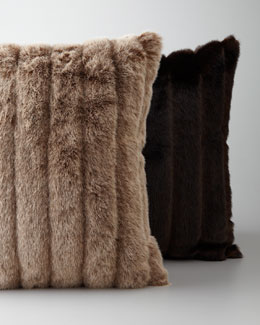 Faux Fur Pillows