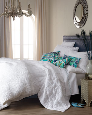 Trina Turk Asher & Gianna Bedding