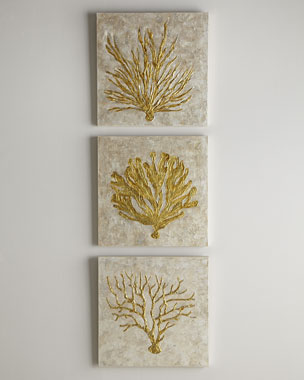 Coral Life Paintings