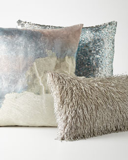 Aviva Stanoff Thalassa Pillows