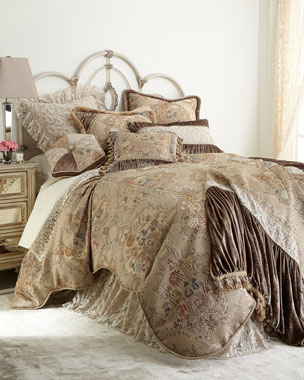 Dian Austin Couture Home French Chantilly Bedding