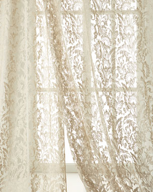 "Dian Austin Couture Home ""Chantilly Lace"" Sheers"