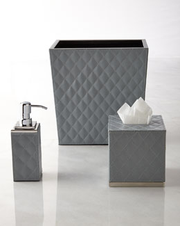 Quilted Vanity Accessories