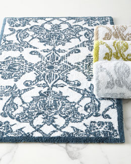 Giverny Bath Rugs