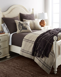 Pine Cone Hill Farmhouse Linen Bedding