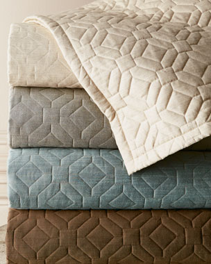 Dian Austin Couture Home Couture Quilted Bedding