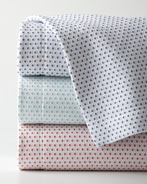 SFERRA Cotton/Chenille Matelasse Bedding