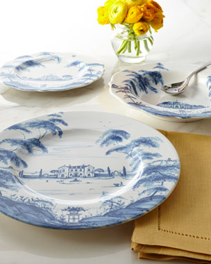 Juliska Delft-Blue Country Estate Dinnerware