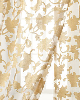 Dian Austin Couture Home Ariel Sheer Curtains