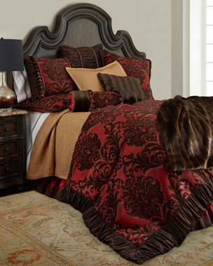 Dian Austin Couture Home Masquerade Bedding