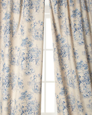 Legacy Home Elizabethan Toile Curtains