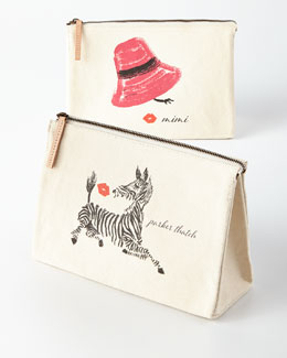 iomoi Personalized Cosmetic Bags